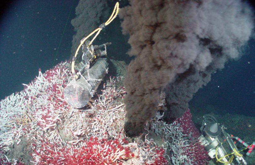 Underwater Volcano, NOAA