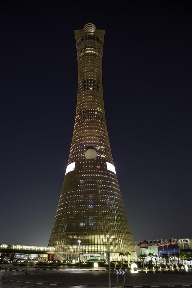 Aspire Tower Doha