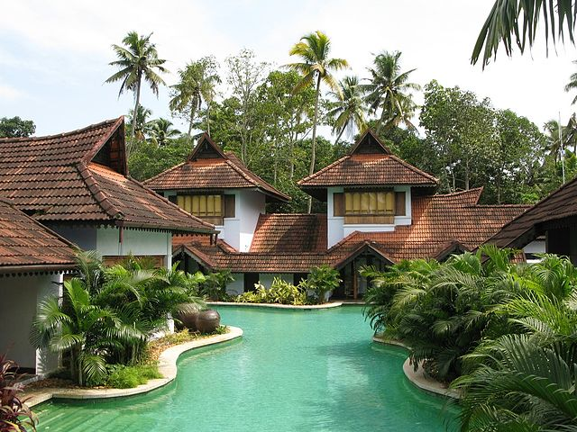 Kumarakom Holiday Resorts in India