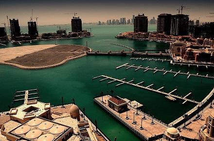 Pearl Island, Doha