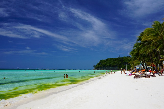 10 Best white sand beaches in the world