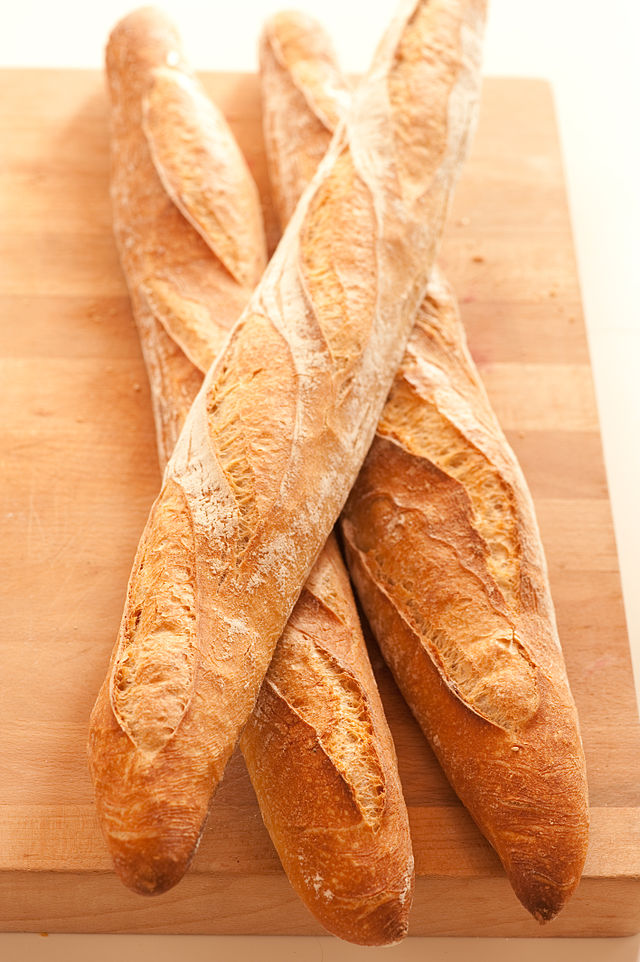 Baguette, Pondicherry French Food