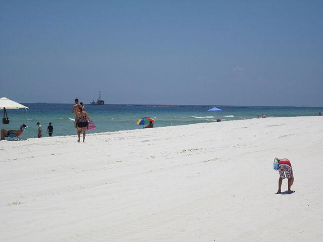 Best white sand beaches in the world orange beach