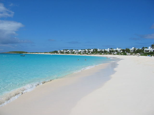 Best white sand beaches in the world rendzvous beach