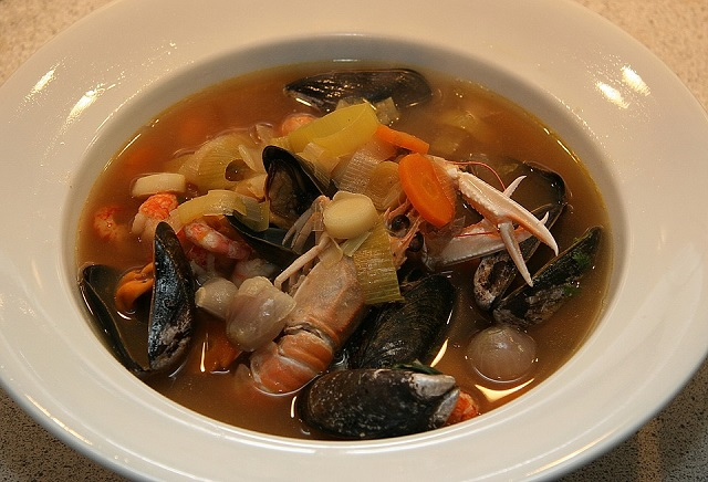 Bouillabaisse, French Soup