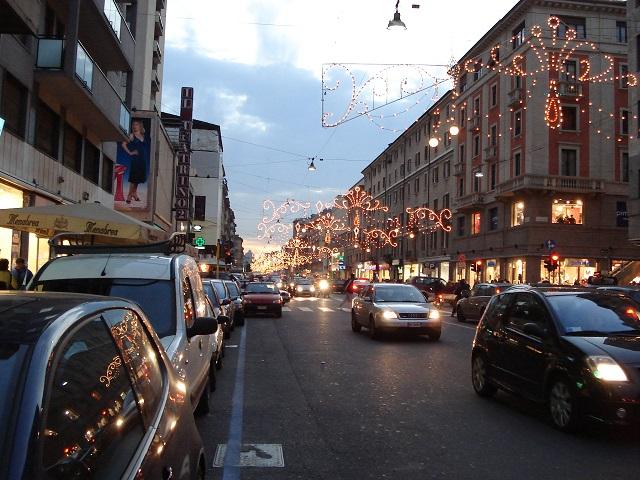 Corso Buenos Aires, Milan shopping street
