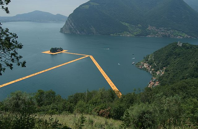 Floating Piers – San Paolo