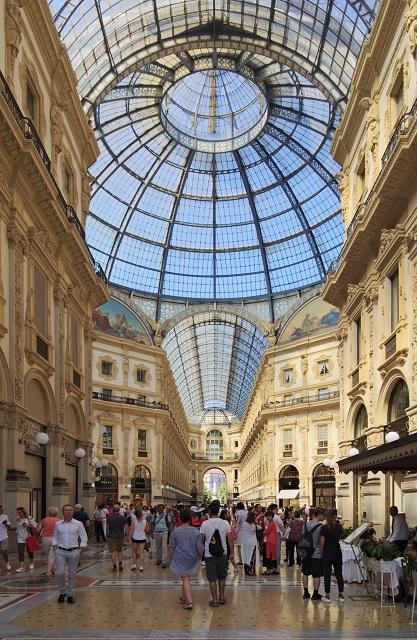 Milan Shopping Corso Vittorio Emanuele II