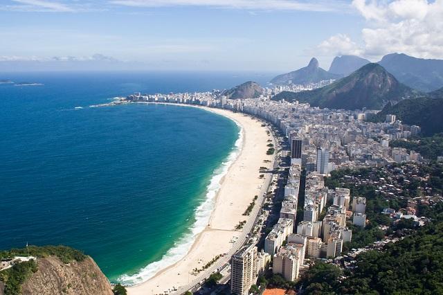 Most Beautiful Beach in Brazil