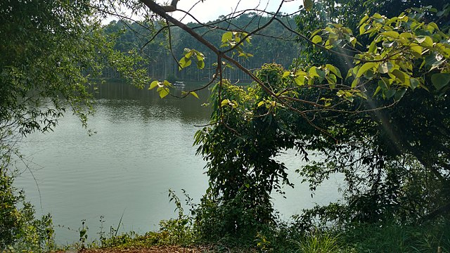 Obscure Kerala Destinations, Karalad Lake