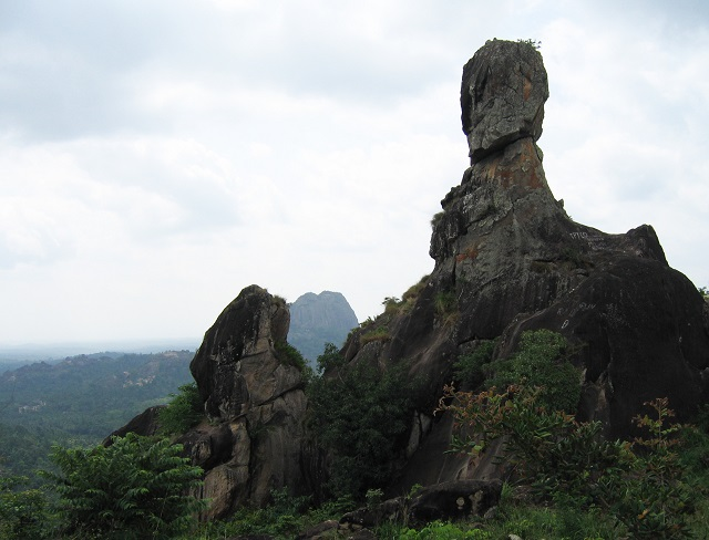 Phantom Rock, Kerala