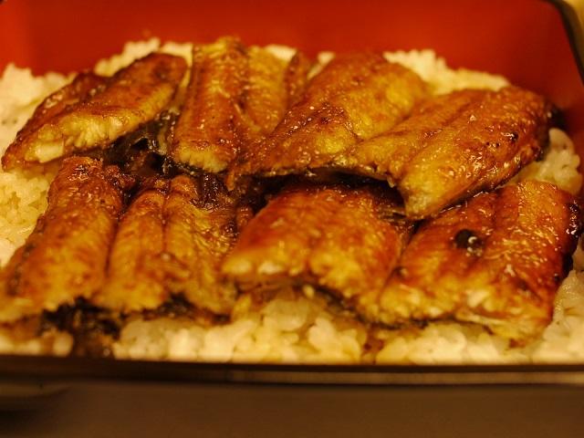 Seafood in Las Vegas Eel roast
