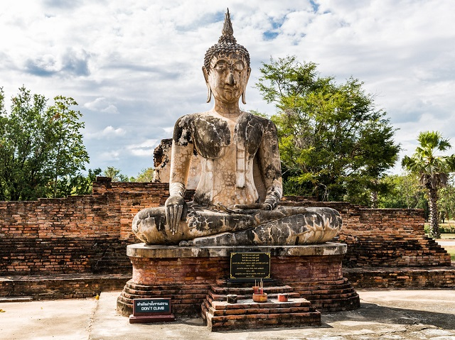 World Heritage Site in Thailand Sukothai