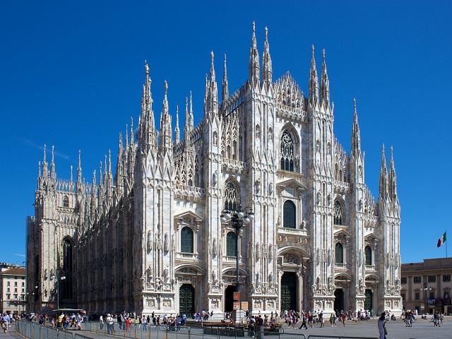 The Gothic Duomo di Milano