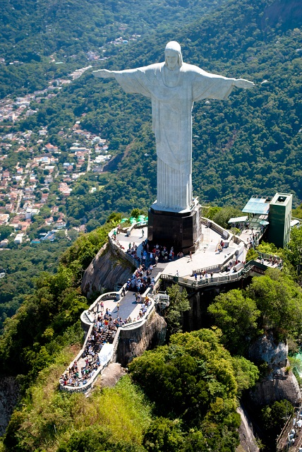 Things to Do in Brazil Christ the Redeemer