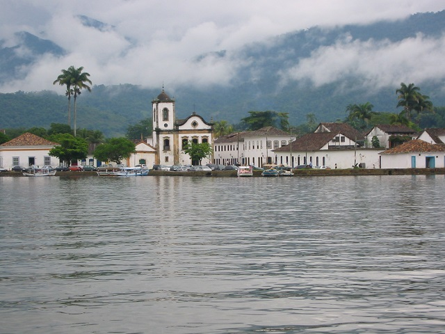 Things to Do in Brazil Paraty
