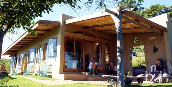 Akasha Mountain Retreat near Cape Town