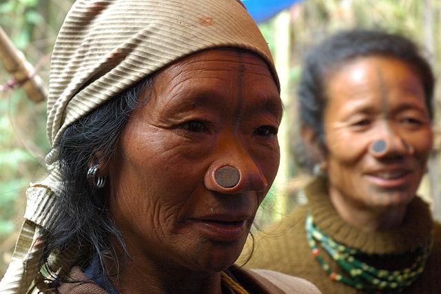 Apatani tribes