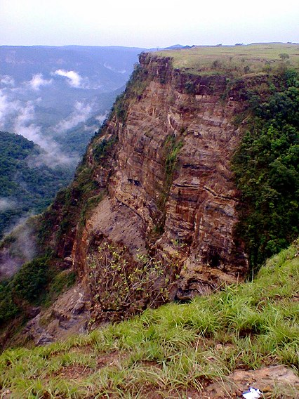 Balpakram Canyon in Meghalaya