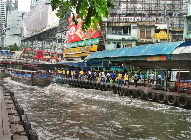 Bangkok canal City