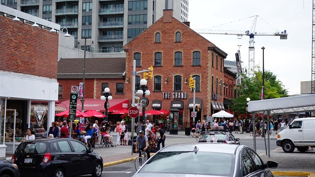 Ottawa Attractions Byward Market