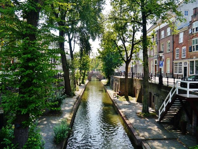 Canal Oudegracht