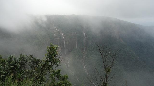 Cherrapunjee, Wettest Place in Meghalaya