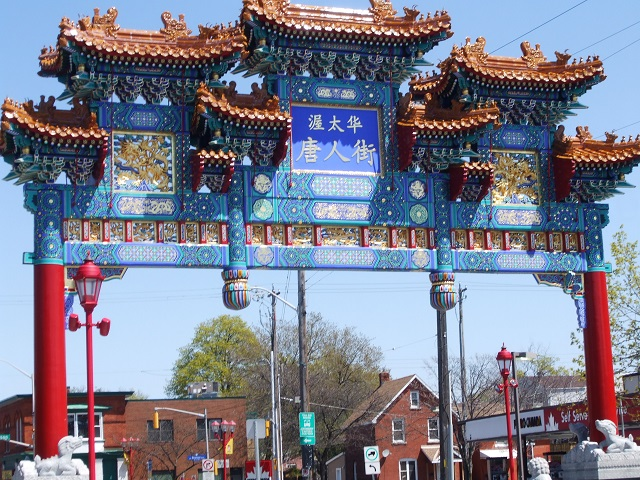 China Town, Ottawa