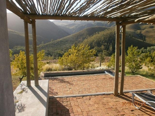 Die Laaitjie Farmstay near Cape Town
