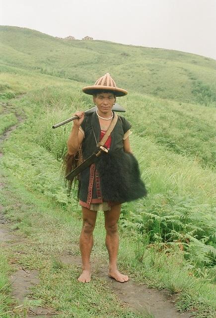 Idu Mishmi tribe