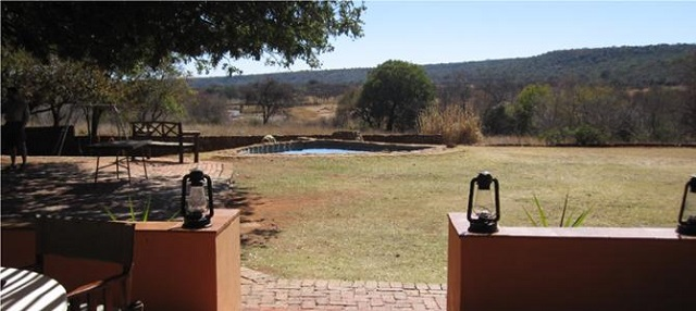 Kingfisher Lodge, Waterberg