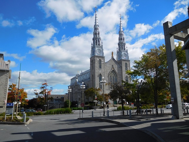 Ottawa Attractions Notre Dame Cathedral Basilica