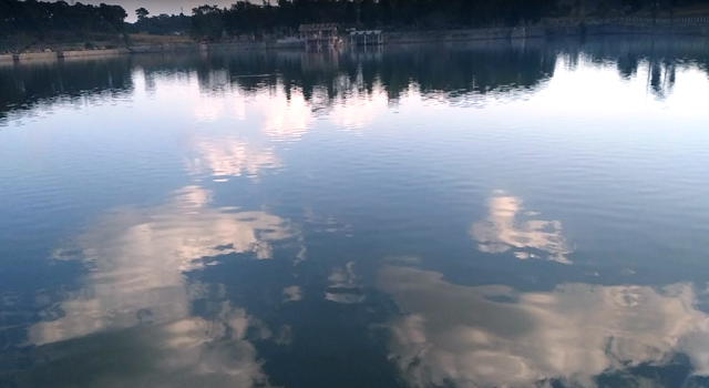 Places to Visit in Meghalaya Thadlaskein Lake