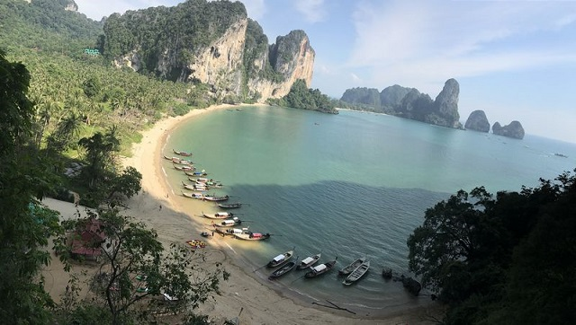 Railay Beach Thailand Ton Sai