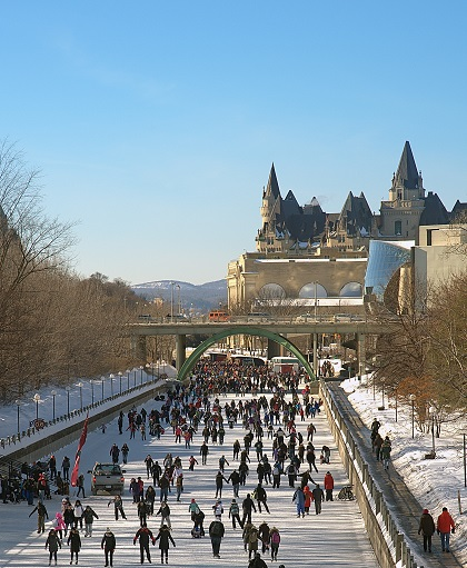 skateway-Ottawa Attractions
