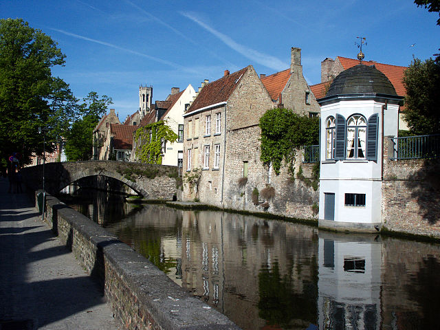 Most Romantic Places in the World Bruges