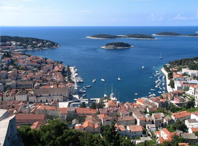 Cruises 2020 Destinations Hvar Island