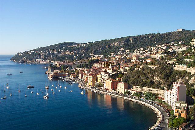 Most Beautiful Cruises 2020 Destinations Villefranche, France