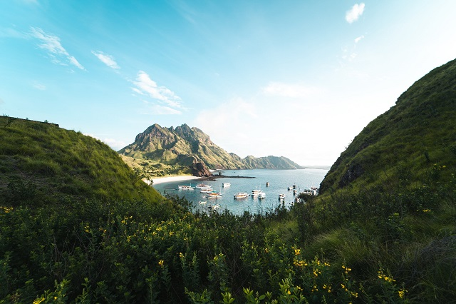 Most Romantic Places in the World Padar Island