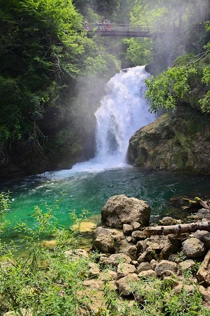 Slovenia Travel Attraction Vintgar Gorge