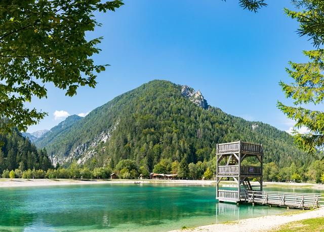 Slovenia Travel Lake Jasna