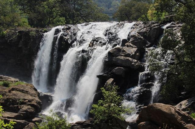 Thuvanam waterfalls Kanthalloor Kerala