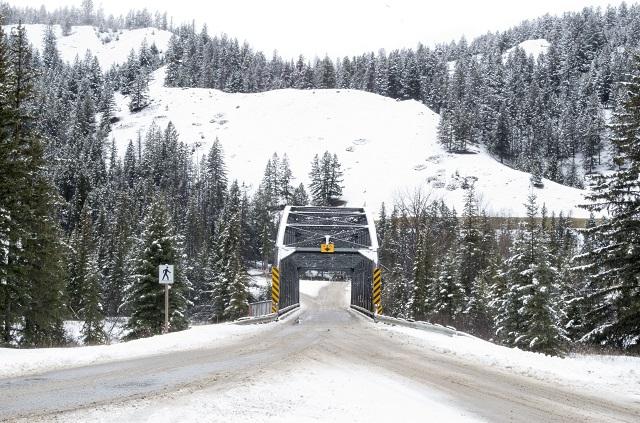 Best National Parks to Visit in winter- Jasper National Park