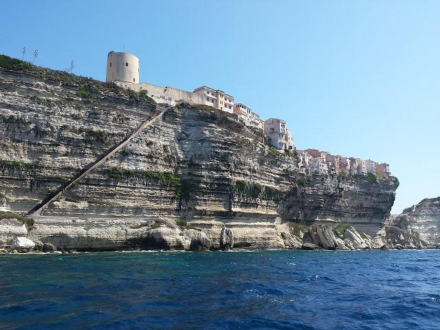 Bonifacio, The CliffCity of Corsica