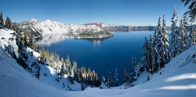 Crater Lake Most Beautiful Places in America