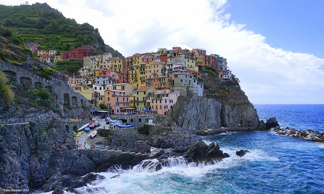 Things to Do in Cinque Terre, Italy Manarola