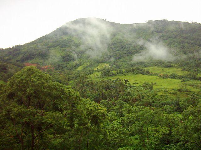 Meratus Mountains, South Kalimantan