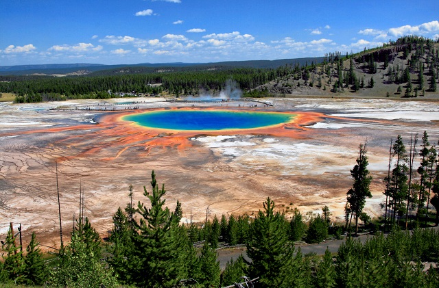 Prismatic Spring, Most Beautiful Places in America