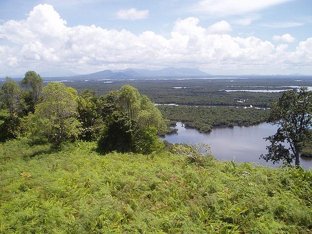 danau sentarum national park