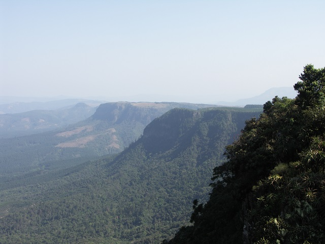 Blyde River Canyon Nature Reserve Gods window